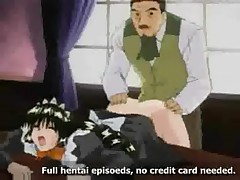 Hentai maid fuck on  the boss desk for a raise - <font color=#43d0cc>27:44 мин</font>