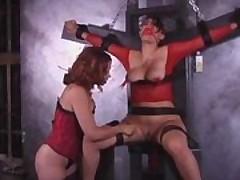 Лесбийские пытки оргазмом <font color=#43d0cc>23:49 мин</font>