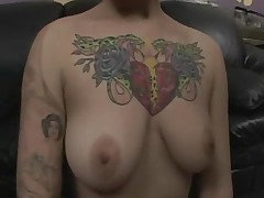 Tattooed Slut Blow-Bang <font color=#43d0cc>10:18 мин</font>