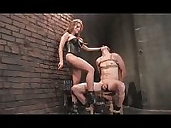 Femdom domina punishing male slave BDSM <font color=#43d0cc>10:33 мин</font>