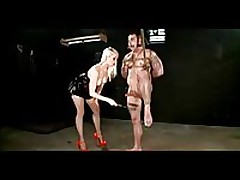 Domina Strapon Male Slave <font color=#43d0cc>13:38 мин</font>