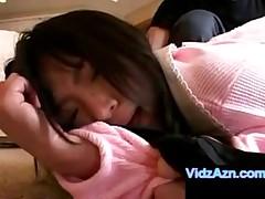 Blindfolded Asian Lolita Fingered - <font color=#43d0cc>15:19 мин</font>