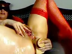 Squirting Pussy In Red - <font color=#43d0cc>19:17 мин</font>
