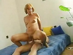Horny Mature Mother and her Young Son - <font color=#43d0cc>13:21 мин</font>