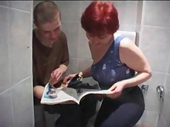 Mom and son having sex in toilet - <font color=#43d0cc>23:43 мин</font>