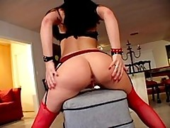 Sexy brunette slut gets gangbanged <font color=#43d0cc>22:55 мин</font>