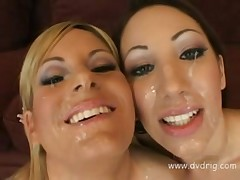 Amazing Sisters Chloe And Courtney Have Fun Sharing Their Bo - <font color=#43d0cc>5:43 мин</font>