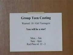Katya at Teen Group Casting - <font color=#43d0cc>18:21 мин</font>