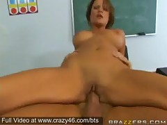 Jodi Bean lets one of her students fuck her depression away - <font color=#43d0cc>15:45 мин</font>