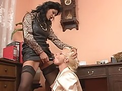 Juicy lesbian BDSM scene <font color=#43d0cc>32:29 мин</font>