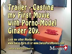 Young Student Ginger likes to play on the casting <font color=#43d0cc>31:20 мин</font>