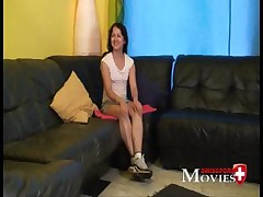 Teenypussy Lena 18 fucked at Casting <font color=#43d0cc>6:54 мин</font>
