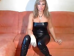 Irregular strumpet with a barren sheath loves her black latex <font color=#43d0cc>30:22 мин</font>