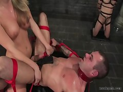 Harmony rose fucking a guy up the asshole  - <font color=#43d0cc>11:41 мин</font>