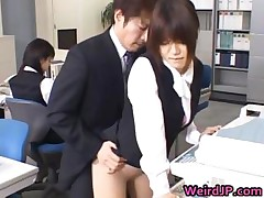 Cute Asian Secretary Fucked <font color=#43d0cc>15:38 мин</font>