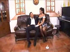 Naughty Spanish Maids Scene 4 ( amateur anal mature milf mom mother father dad stepfather.. <font color=#43d0cc>29:39 мин</font>