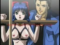 Hentai BDSM Bondage chick - <font color=#43d0cc>26:15 мин</font>