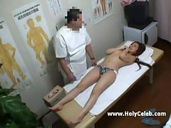 Japanese doctor fucks her patient  - <font color=#43d0cc>33:53 мин</font>