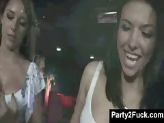 Party girls sucking dick in public  - <font color=#43d0cc>6:17 мин</font>