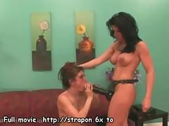 Massive strap on lesbo sex - <font color=#43d0cc>19:50 мин</font>