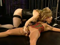 Kinky Melisa Lauren Bondage - <font color=#43d0cc>9:10 мин</font>