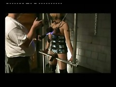Slave Eva tit bondage PART-1 - <font color=#43d0cc>28:39 мин</font>