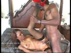 Видео негритянки порно бесплатно