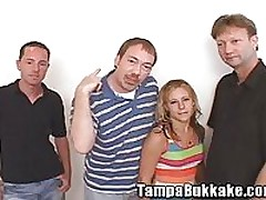 Teen Double Creampie Mini Bukkake <font color=#43d0cc>27:49 мин</font>