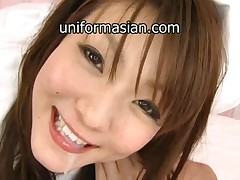 Asian beautiful nurse in uniform take a blow job with sicken - <font color=#43d0cc>26:42 мин</font>