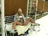 Сексуальная снегурочка дрочит киску на улице <font color=#43d0cc>35:14 мин</font>