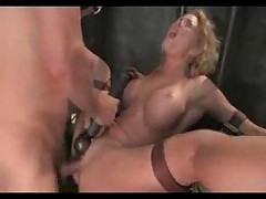 Busty submissive BDSM slave <font color=#43d0cc>22:32 мин</font>