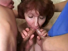 4 Boys Fucking a Russian Mature Mom - <font color=#43d0cc>9:23 мин</font>