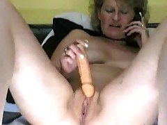 Old woman toying her ass and pussy  - <font color=#43d0cc>14:27 мин</font>